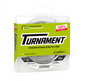 Monofilament Fishing Line Feeder Concept Turnament